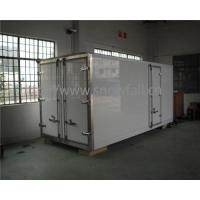 Buy cheap Truck 3 Tons Refrigerated Truck Body from wholesalers