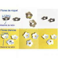 Buy cheap Fantastic Brass Flower Findings 11.5mm product