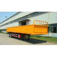 Buy cheap Multipurpose 2 axles drop deck semi trailer from wholesalers