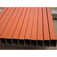 Buy cheap ASTM A500 Hollow Structural Section Square & Rectangular Steel Pipes Steel Pipe from wholesalers