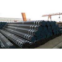ASTM A500 / A252 ERW Structure Pipe for Piling