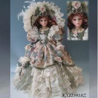 Buy cheap Doll Sort Wholesale promotion russian doll charm porcelain doll 22'' from wholesalers
