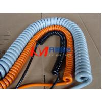 Engineering wiper spiral cable