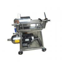 Buy cheap 2018 new Plate and frame press filter from wholesalers