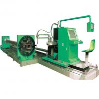 Cutting warehouse All pipe cutting robot