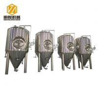 Buy cheap Stainless Steel Tanks Stainless Steel Conical Fermentation Tanks from wholesalers