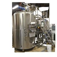 Buy cheap Micro Brewery Equipment 10bbl Complete Beer Brewing System,15bbl brewing system from wholesalers