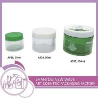 Buy cheap Plastic Empty Cream Jars Container from wholesalers