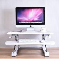 Buy cheap Sit to Stand Desk LD07S Height Adjustable Computer Desk from wholesalers