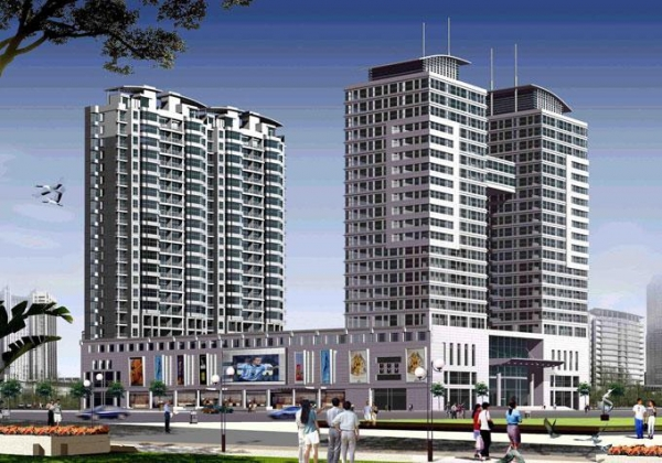 Quality Project name: Rizhao International Building 127706 square meters, project manager Lu Hongsheng for sale