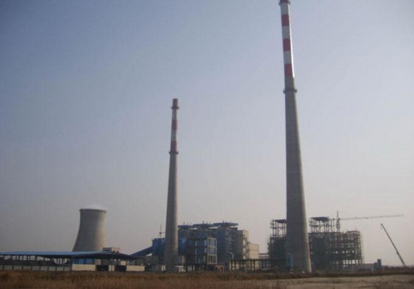 Buy cheap Project name: Shandong Zhanhua Weiye thermal power plant, cost 25 million yuan from wholesalers