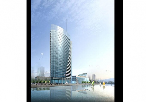 Buy cheap Project name: Heyuan Grand Hotel from wholesalers