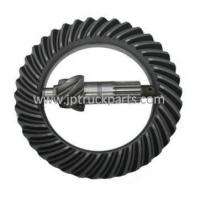 Buy cheap Crown Wheel Pinion Gear used on MITSUBISHI 6D15 Spiral Bevel Gear 6*38 from wholesalers