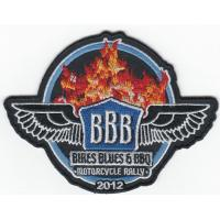 Buy cheap Embroidered biker patches from wholesalers