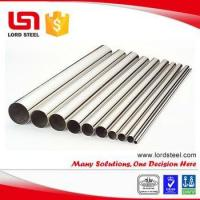 China solution anneal A249 3 schedule 80 steel pipe price per kg on sale