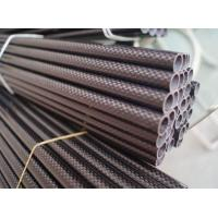 Buy cheap Durable With Long Lifetime 3k Carbon Fiber Tube from wholesalers