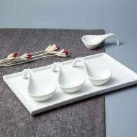 Buy cheap French Style Irregular Porcelain Dinnerware Accessories - TA03 from wholesalers