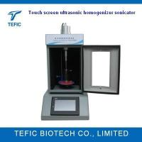 Buy cheap Touch Screen Nano Material Ultrasonic liquid processor from wholesalers
