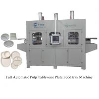 Buy cheap Fully Automatic Pulp Molding Tableware Machine from wholesalers