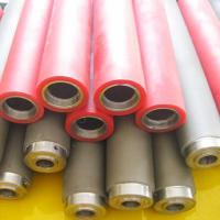 Urethane coated pipes