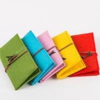Buy cheap Office & School Wool Felt Pencil Case Roll Up for Artist from wholesalers