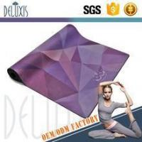 Buy cheap Wholesale Printed Cushion softtextile eco friendly toxic free yoga mats printed custom label from wholesalers