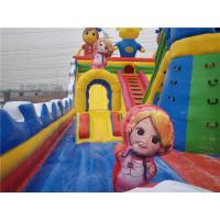 Buy cheap Inflatable Games Inflatable rock climbing from wholesalers