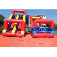 Buy cheap Huge Inflatable Obstacle Course for Sale Commercial Inflatable Obstacle Course For Adults from wholesalers
