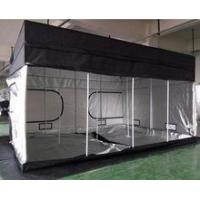 Buy cheap Large size 10'x20' indoor grow mushroom grow dark room metal grow box grow tent kits from wholesalers