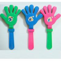 Football Fan Kit Plastic Hand Clap Toy Hand Clapper For World Cup