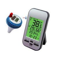 Wireles 8 Channel Pool Thermometer with Backlight