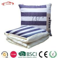 Buy cheap Super Comfortable Cotton Pillow Quilt/Car Multi-Function Cushions Dual Bolster from wholesalers