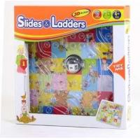 Buy cheap toy series Product  3D SLIDES & LADDERS GAME SET from wholesalers