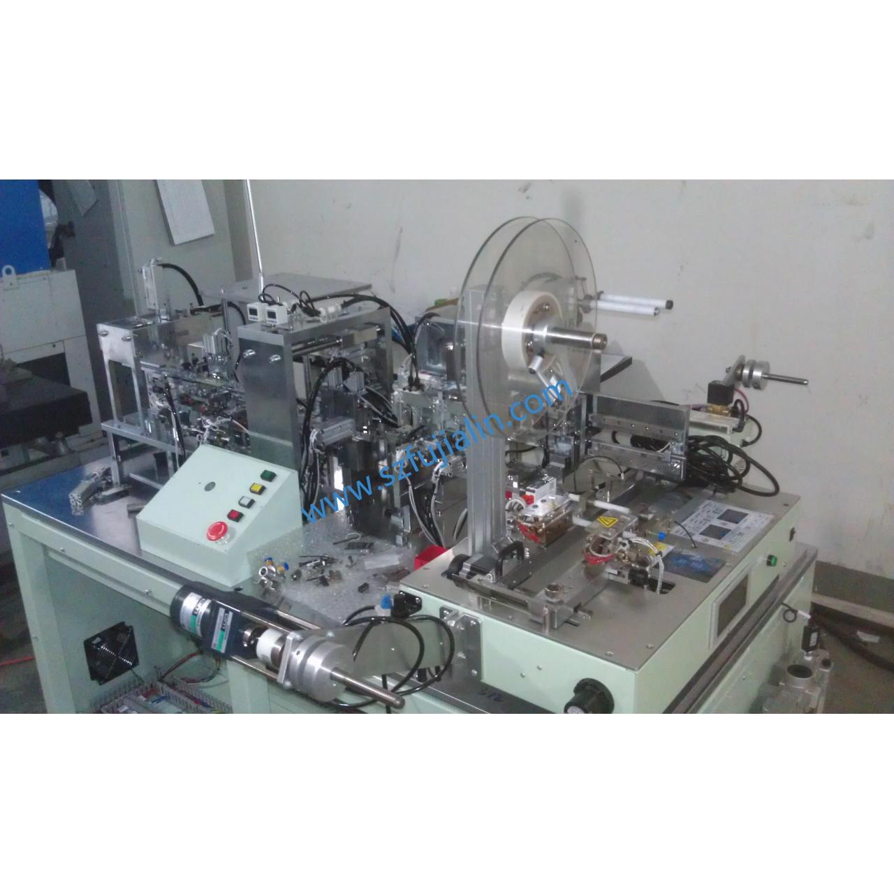Buy cheap Products: SMT product assembly sealing cap carrier tape packaging equipment from wholesalers