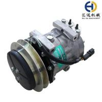 Buy cheap bulldozer spare parts Komatsu D155A-5 Air Compressor 20Y-979-3111 from wholesalers