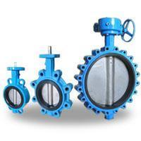SSA BF SERIES WAFER AND LUG BUTTERFLY VALVES