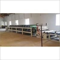 Buy cheap Impregnation Nonwoven Interlining Production Line from wholesalers