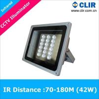 Buy cheap CCTV Accessories R18IR-45 Infrared Illuminator 18pcs 2W Array LED from wholesalers