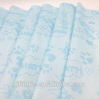 Buy cheap 2018 100% polyester 75D coated printed texture pongee fabric from wholesalers