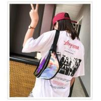 Buy cheap Waterproof Transparent PVC Casual Travel Waist Bags from wholesalers