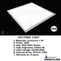 Buy cheap 36W LED PANEL LIGHT from wholesalers