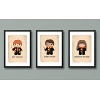 Buy cheap Awesome Harry Potter Wall Art from wholesalers