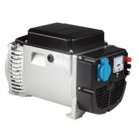 Buy cheap Durable and High Performance Brush&Brushless Self-excited 2-Pole Single Phase/3 Phase Alternator from wholesalers