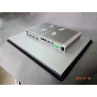 Buy cheap 19 inch fanless industrial panel pc with touch screen from wholesalers