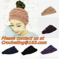 Buy cheap Crochet Hair Band, Hair Accessories, Headwrap from wholesalers