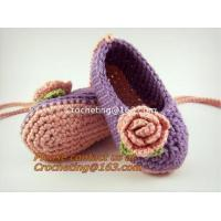 Buy cheap Crochet Booties, Shoes Slipper from wholesalers