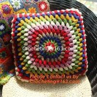 Buy cheap Crochet Pillow, Cushion Covers, Knitted pillow accessories from wholesalers
