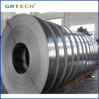 Buy cheap Customized 65Mn Spring Steel Cold Rolled Steel Strip from wholesalers
