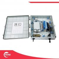 Buy cheap Optical Fiber Splice Box Waterproof Fiber Access Terminal from wholesalers