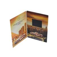 Buy cheap 2.8 inch Custom happy birthday lcd video greeting card from wholesalers
